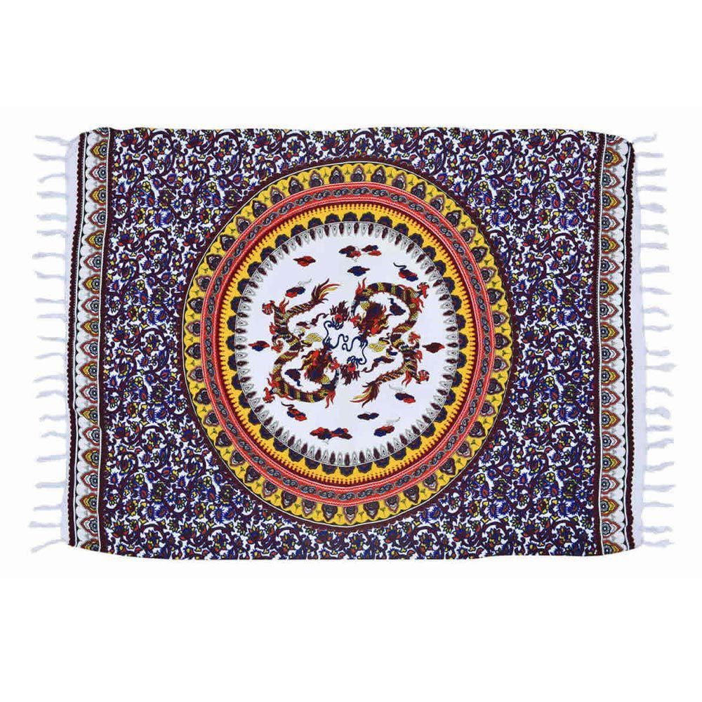 Canga Mandala Dragão