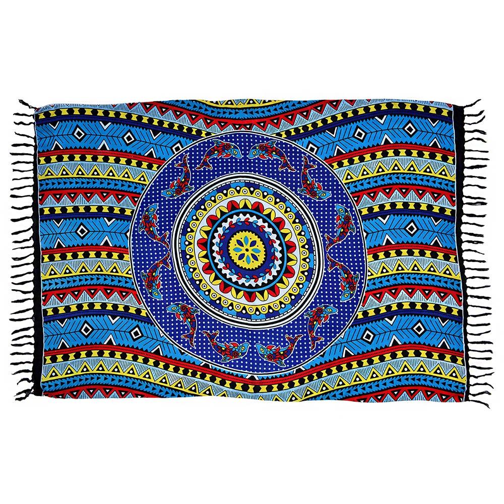 Canga Mandala Golfinho Ethnic