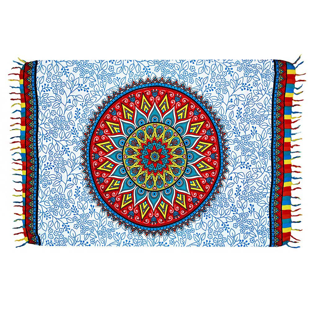Canga Mandala Rainbow 10