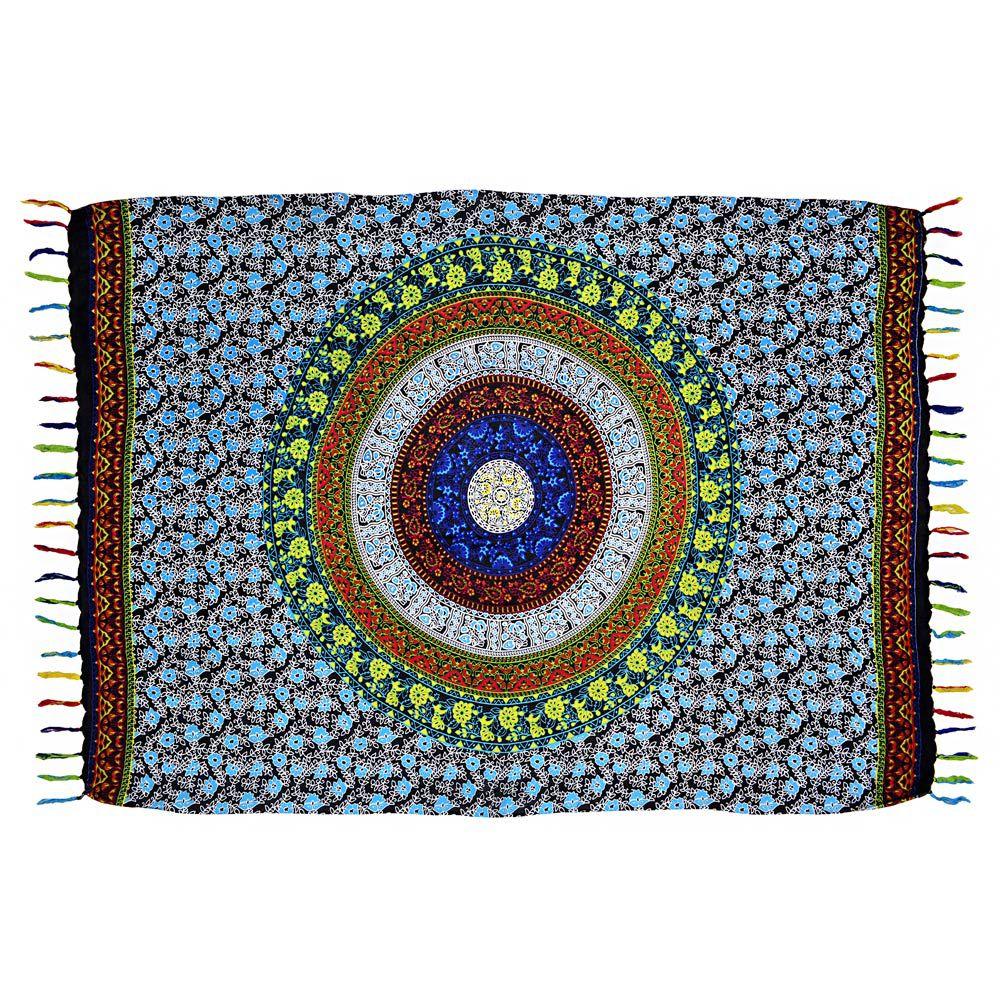 Canga Mandala Rainbow 2