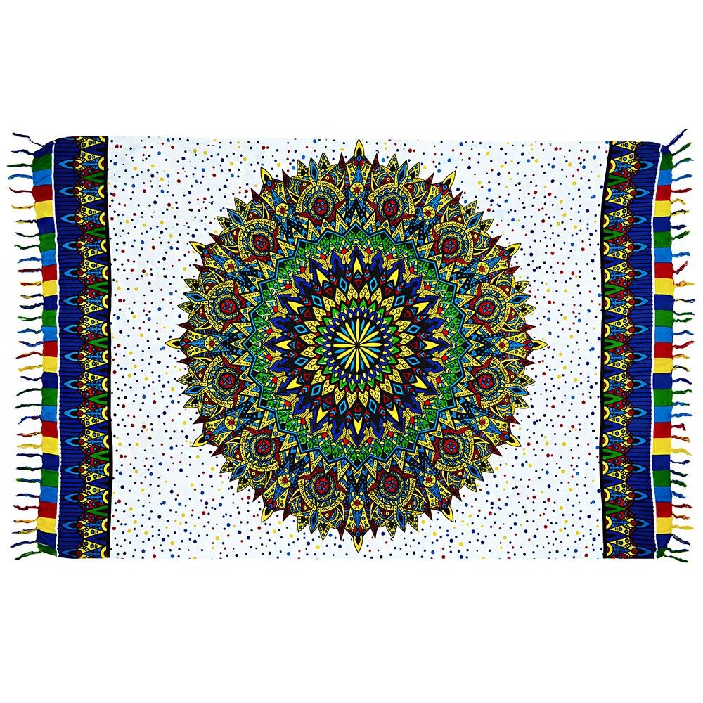 Canga Mandala Rainbow 7