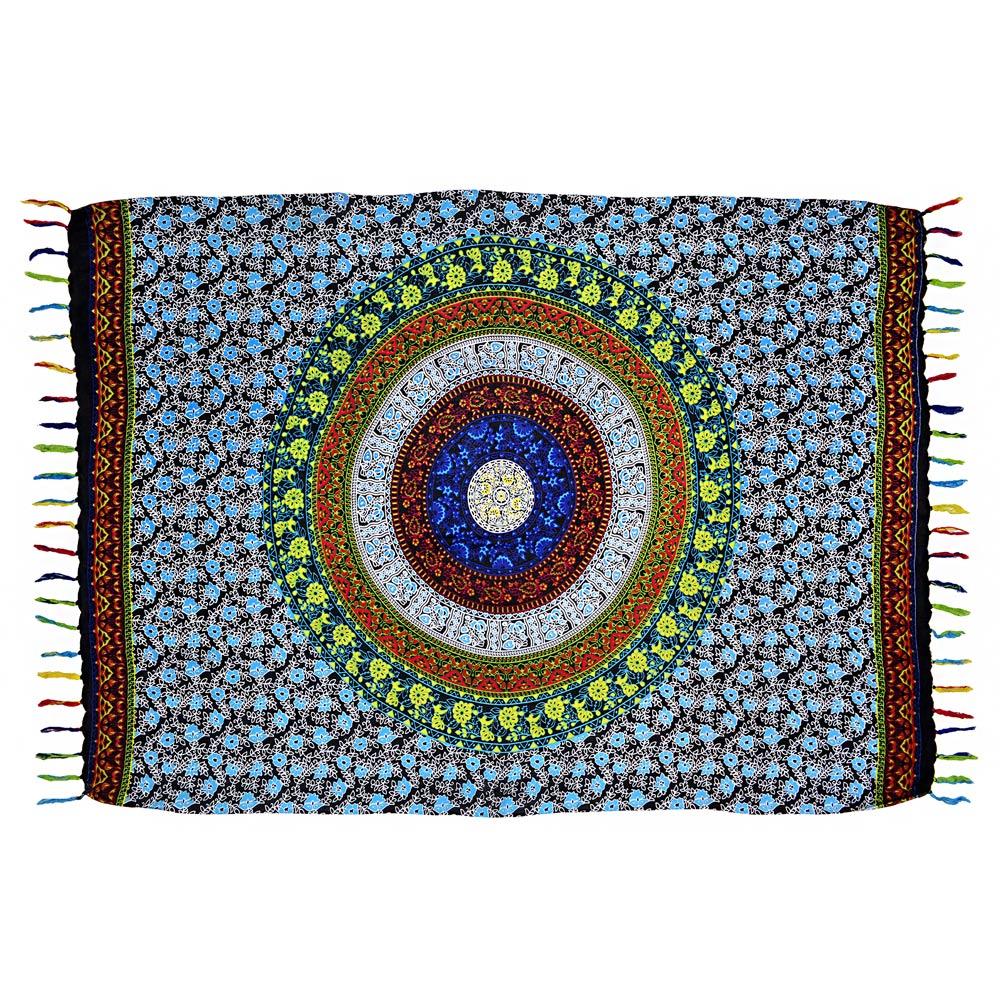 Canga Mandala Rainbow II