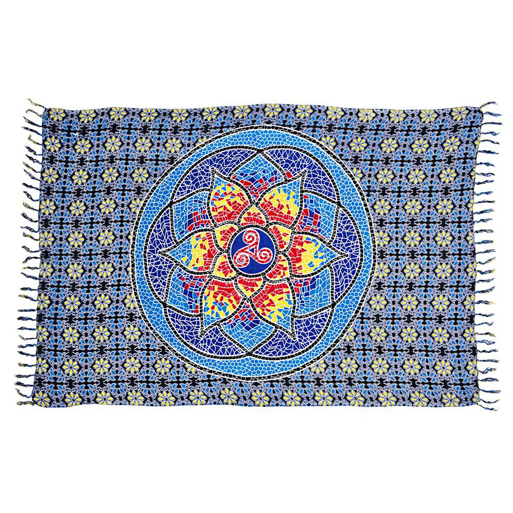 Canga Mandala Tile