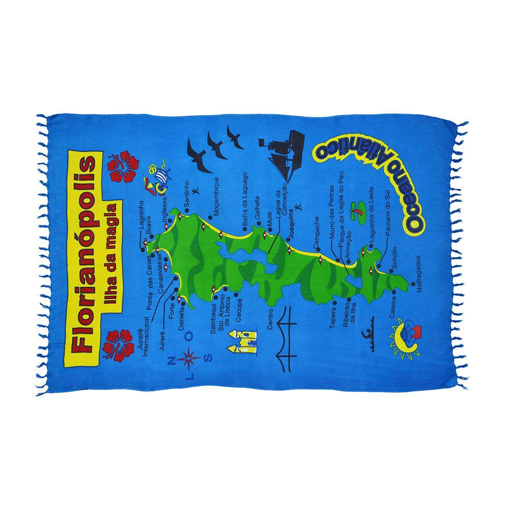 Canga Florianópolis Mapa