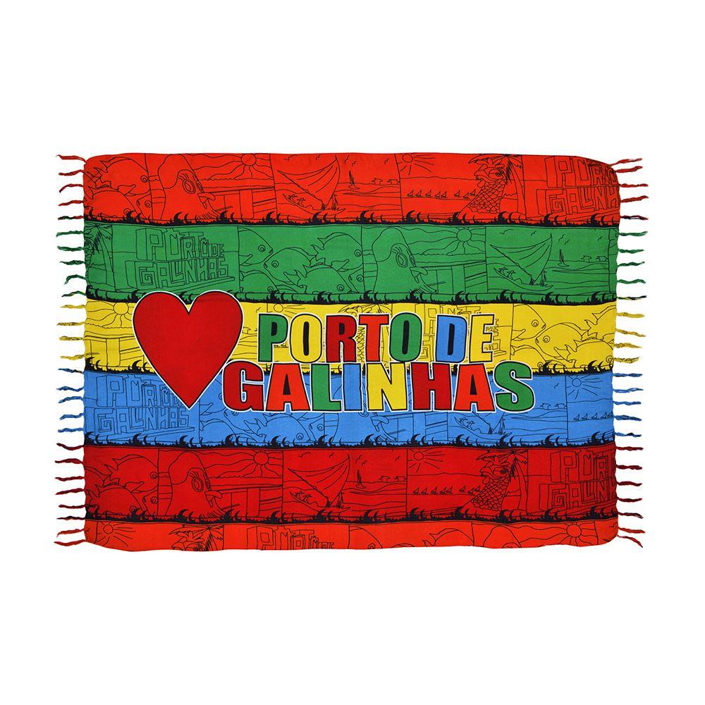 Canga Porto De Galinhas Stripes