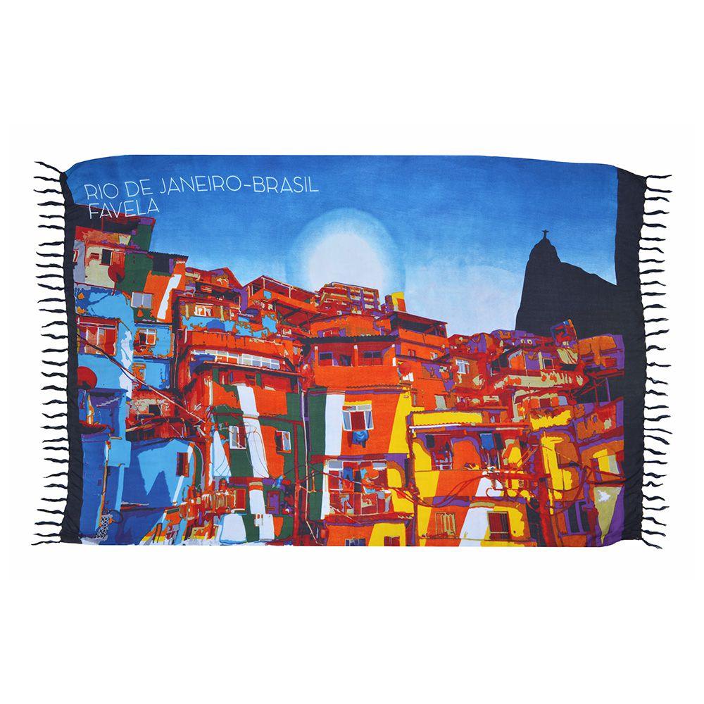Canga Rio de Janeiro Favela