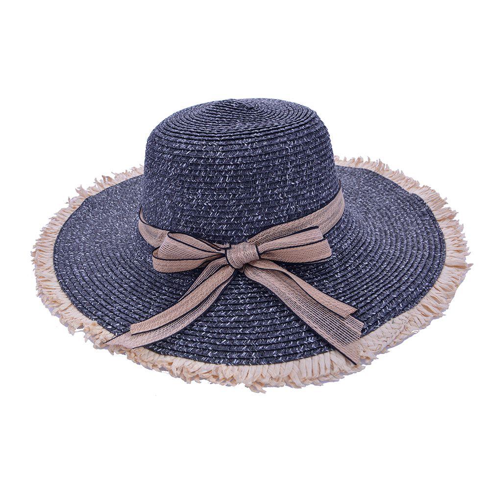 Chapéu De Praia Com Laço III