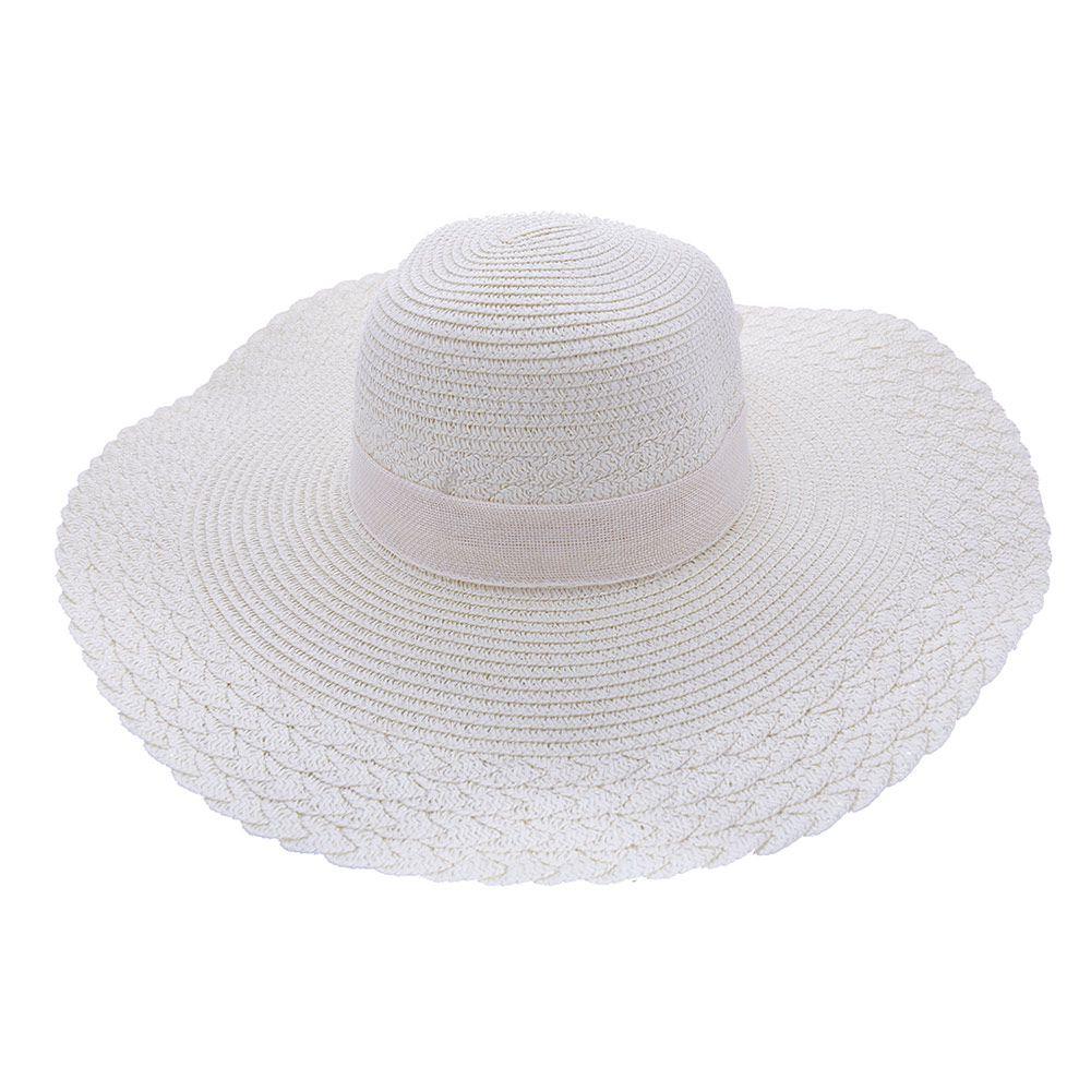 Chapéu De Praia Com Laço Sexto