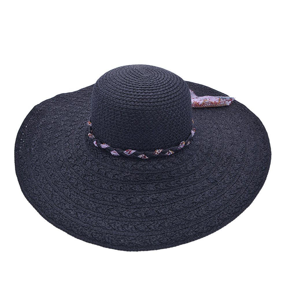 Chapéu De Praia Laço Terceiro