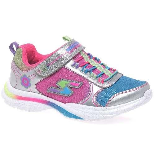 61dbec37b9a Tênis Skechers Infantil - Twinkle Toes - Acende Luz - Sandra ...