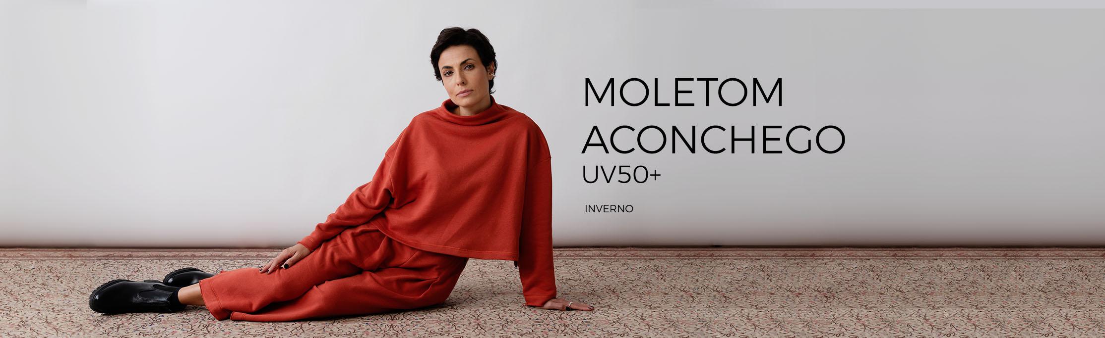Moletom Aconchego UV50+