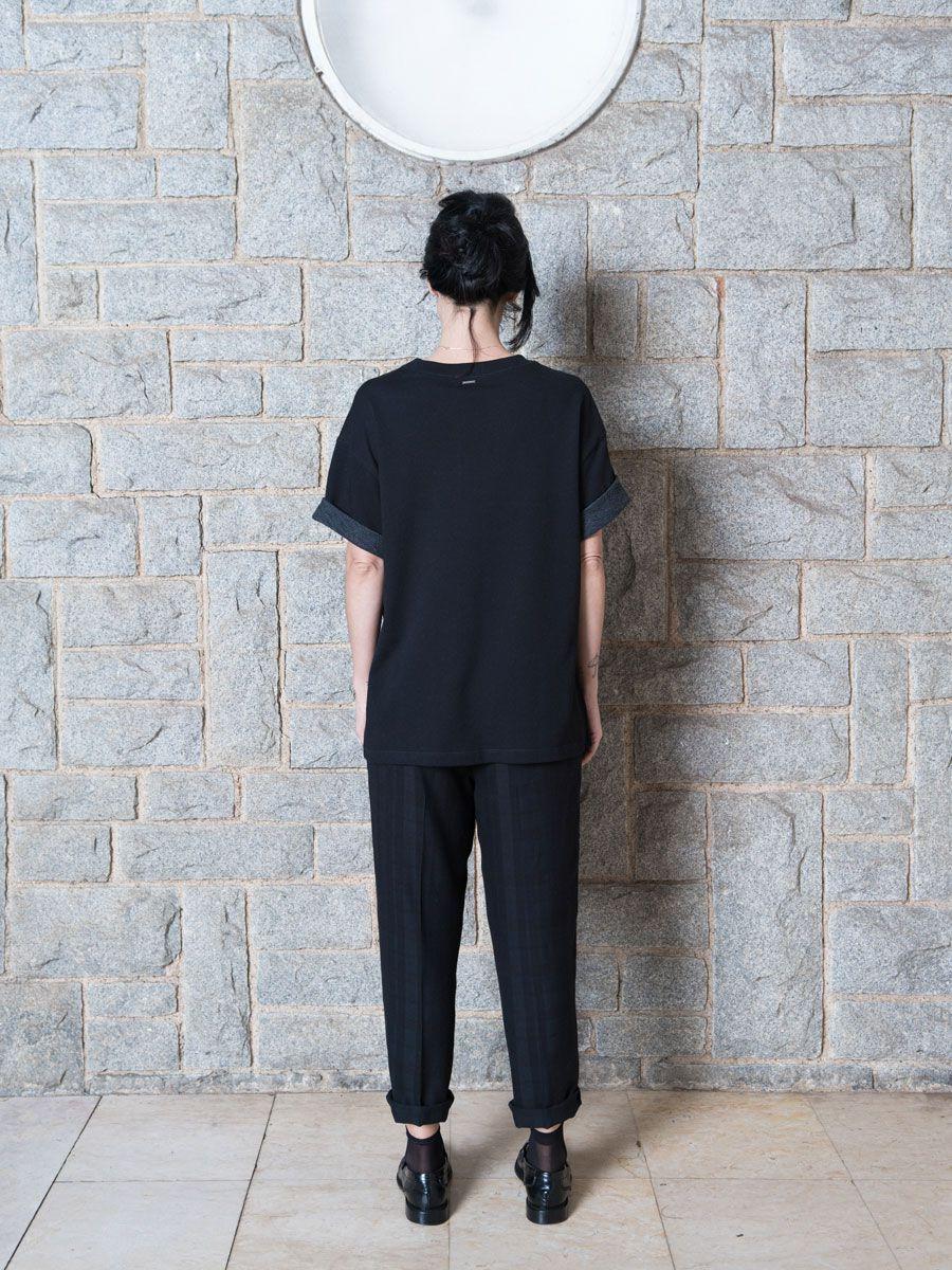 Blusa Cropped Essencial
