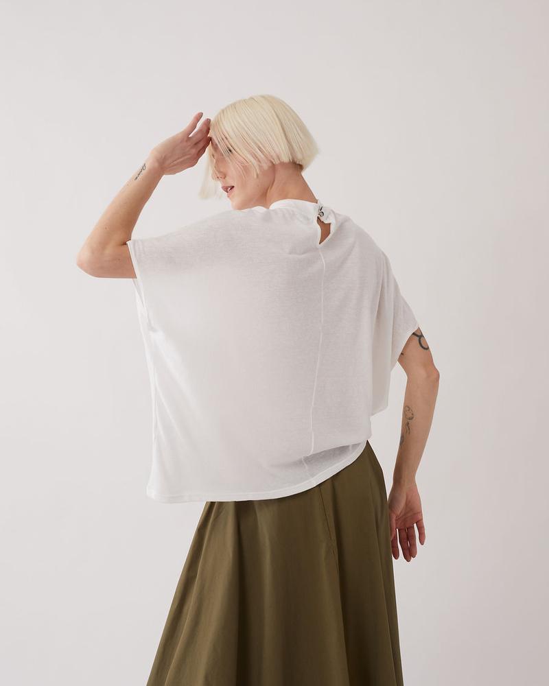 Blusa Malha Reciclato Consciência