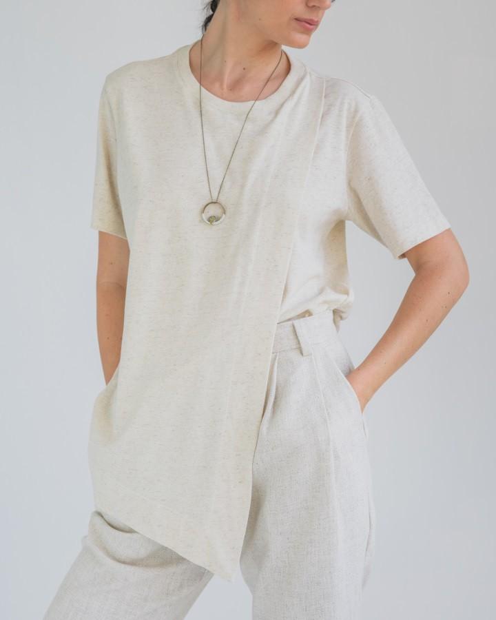 Calça Natural Linen