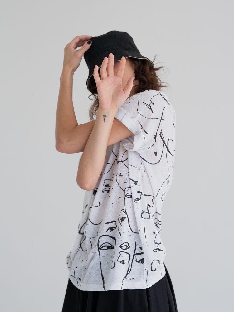 Camiseta  Reciclato Quem