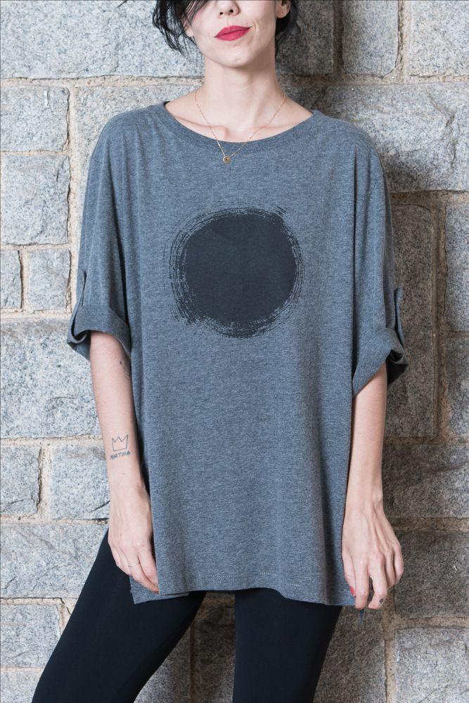 Camiseta Tunica Conforto