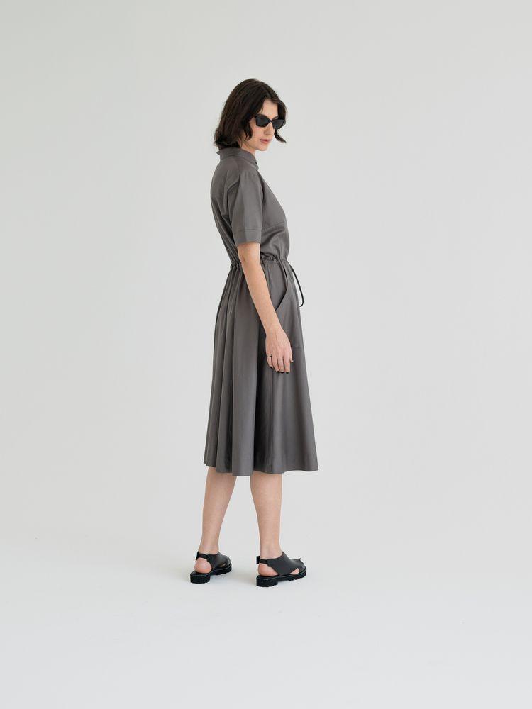 Vestido Casual Midi