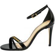 8ecc1e39f calcados sandalia sandalia carmim 5623746 preto 34 - Busca na ...