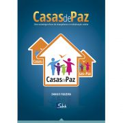 Casas de Paz - Manual do Semeador - Danilo Figueira - (1 unidade)
