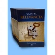 Livro Chaves da Relevância - Danilo Figueira - Selah Produções - 24 unidades