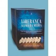 Livro Liderança Acima da Média - Atacado - Danilo Figueira - Selah Produções - 12 unidades