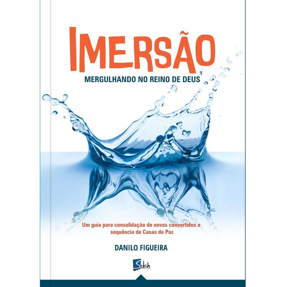 Imersão - Manual de Consolidação - Danilo Figueira - Danilo Figueira (1 unidade)