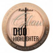 Duo Highlighter Glow Ruby Rose