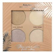 Iluminador Glow Yout Skin Light 4 cores Ruby Rose