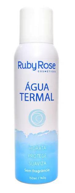 Água Termal Sem Fragrância Ruby Rose