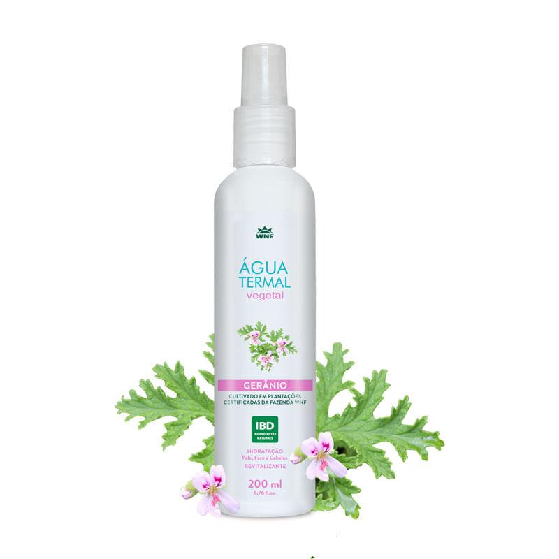Agua Termal Vegeta Gerânio Vegana 200ML-Wnf