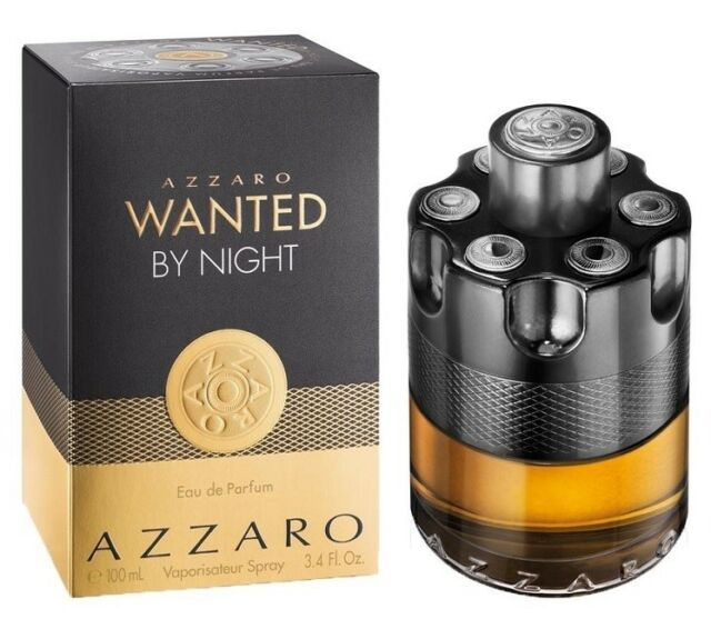 Azzaro Wanted By Night 100ml Masculino