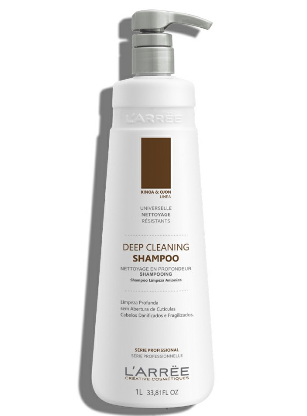 DEEP CLEANING SHAMPOO 1000ML