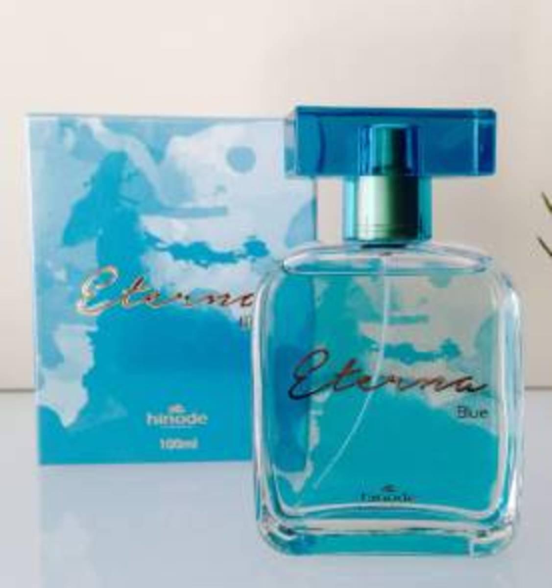 ETERNA BLUE HINODE