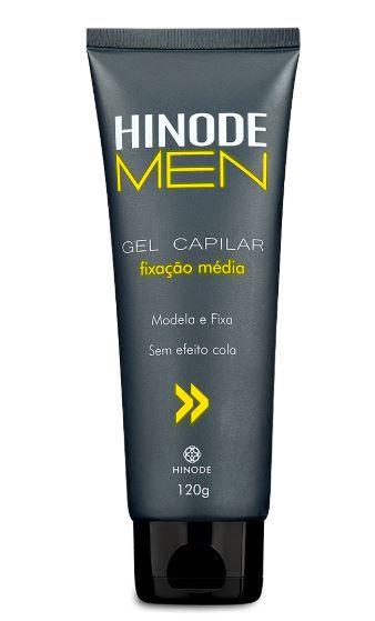 H-MEN GEL CAPILAR - FIXAÇÃO MÉDIA
