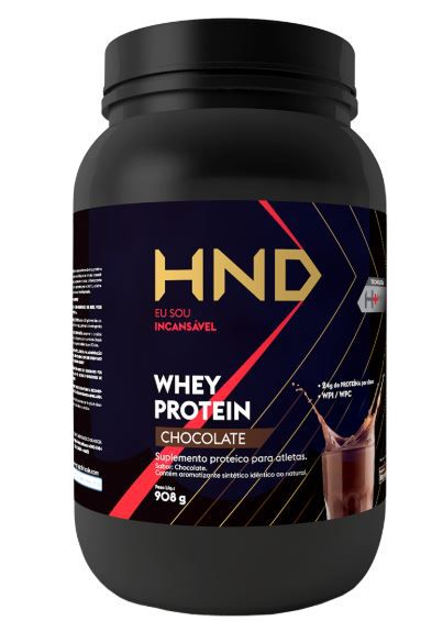 HND WHEY PROTEIN CHOCOLATE