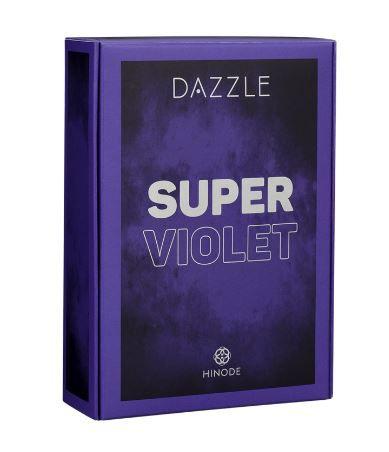 KIT DE MAQUIAGEM DAZZLE SUPER VIOLET
