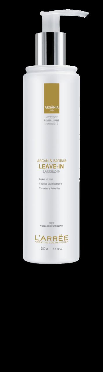 LEAVE-IN ARGAN&BAOBAB 250ML