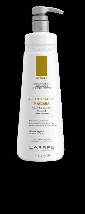 MASCARA ARGAN & BAOBAB 1Lt