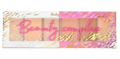 Paleta Beauty Complex Ruby Rose