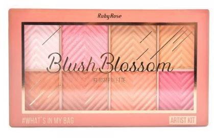 Paleta de Blush Lovely Ruby Rose