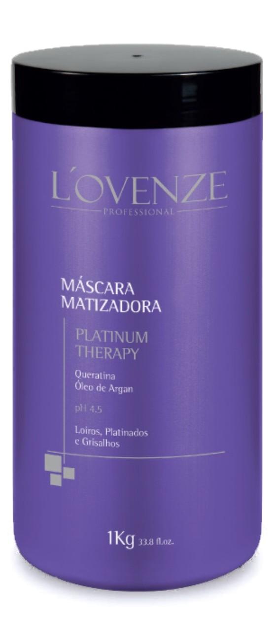 Platinum Therapy - Máscara Matizadora