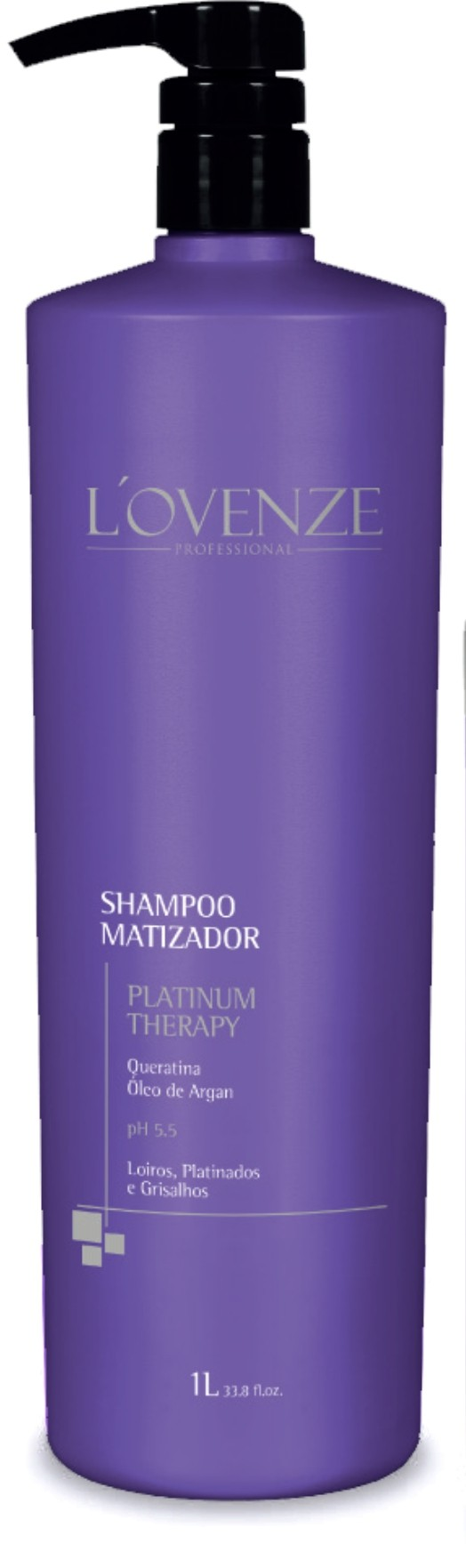 Platinum Therapy - Shampoo