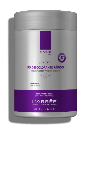 PÓ DESCOLORANTE RÁPIDO - LARREE - 500G