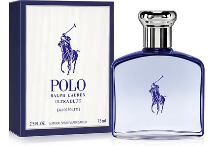 Polo Ultra Blue De Ralph Lauren Eau De Toilette Masculino - 125 ml