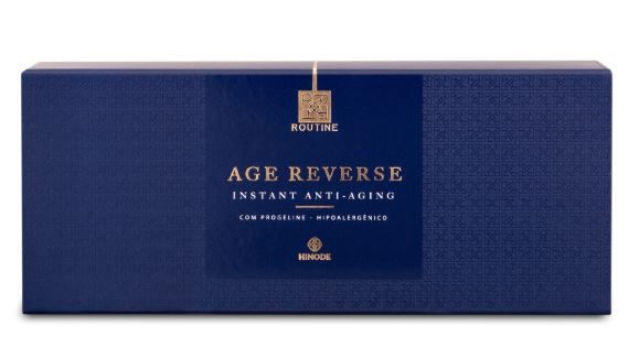 ROUTINE AGE REVERSE INSTANT ANTIAGING - 1 CX COM 21 SACHES