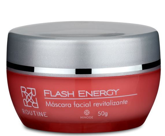 ROUTINE FLASH ENERGY MÁSCARA FACIAL REENERGIZANTE