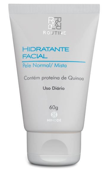 ROUTINE HIDRATANTE FACIAL PELE NORMAL/MISTA