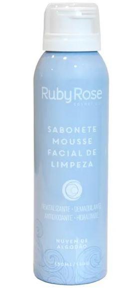 Sabonete Mousse Nuvem de Algodão Ruby Rose