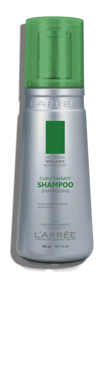 SHAMPOO CURLY THERAPY 300ml