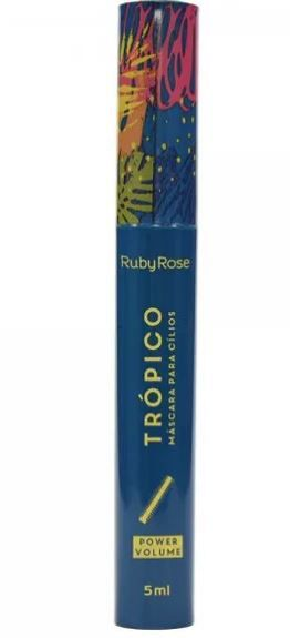 Tropico Mascara p/ Clios Define e Alonga Ruby Rose